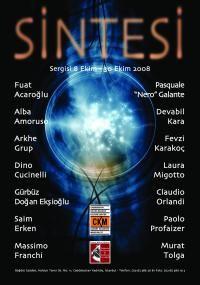 Ferdan Yusufi Sintesi ckm roma istanbul neoartgallery 01
