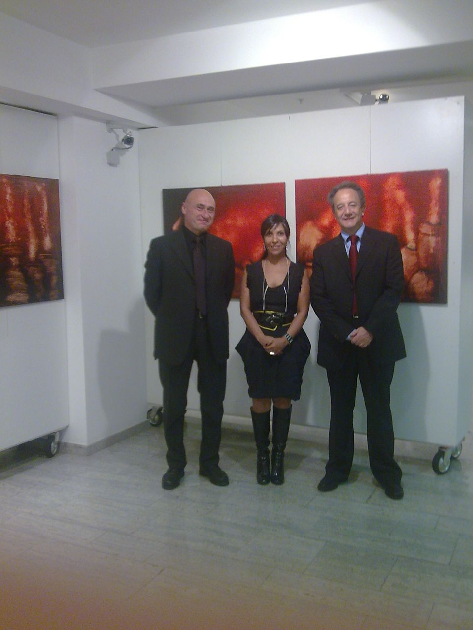Ferdan Yusufi Sintesi ckm roma istanbul neoartgallery 11