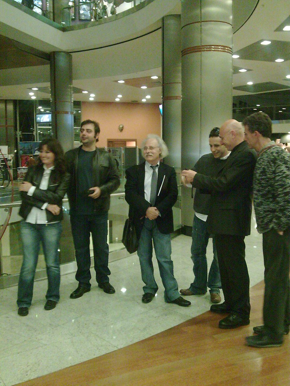 Ferdan Yusufi Sintesi ckm roma istanbul neoartgallery 13