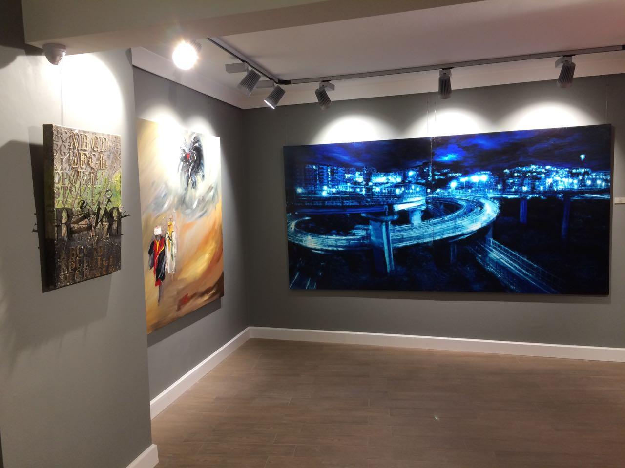 Ferdan Yusufi Galleria Russo  03