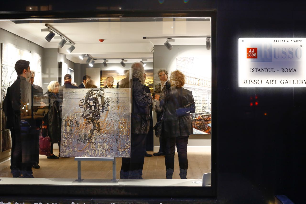 Ferdan Yusufi Galleria Russo 04