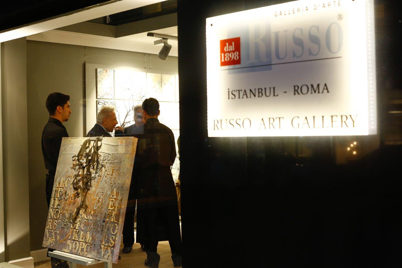 Ferdan Yusufi Galleria Russo 05