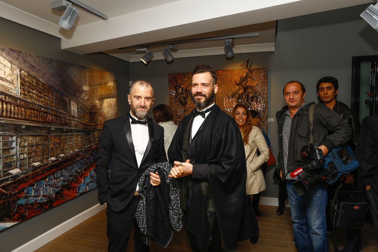 Ferdan Yusufi Galleria Russo 11