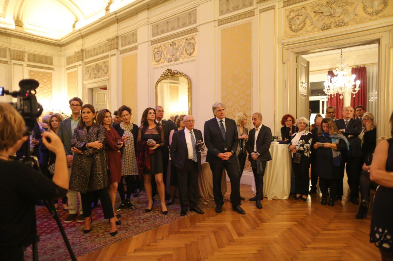 Ferdan Yusufi Galleria Russo 27