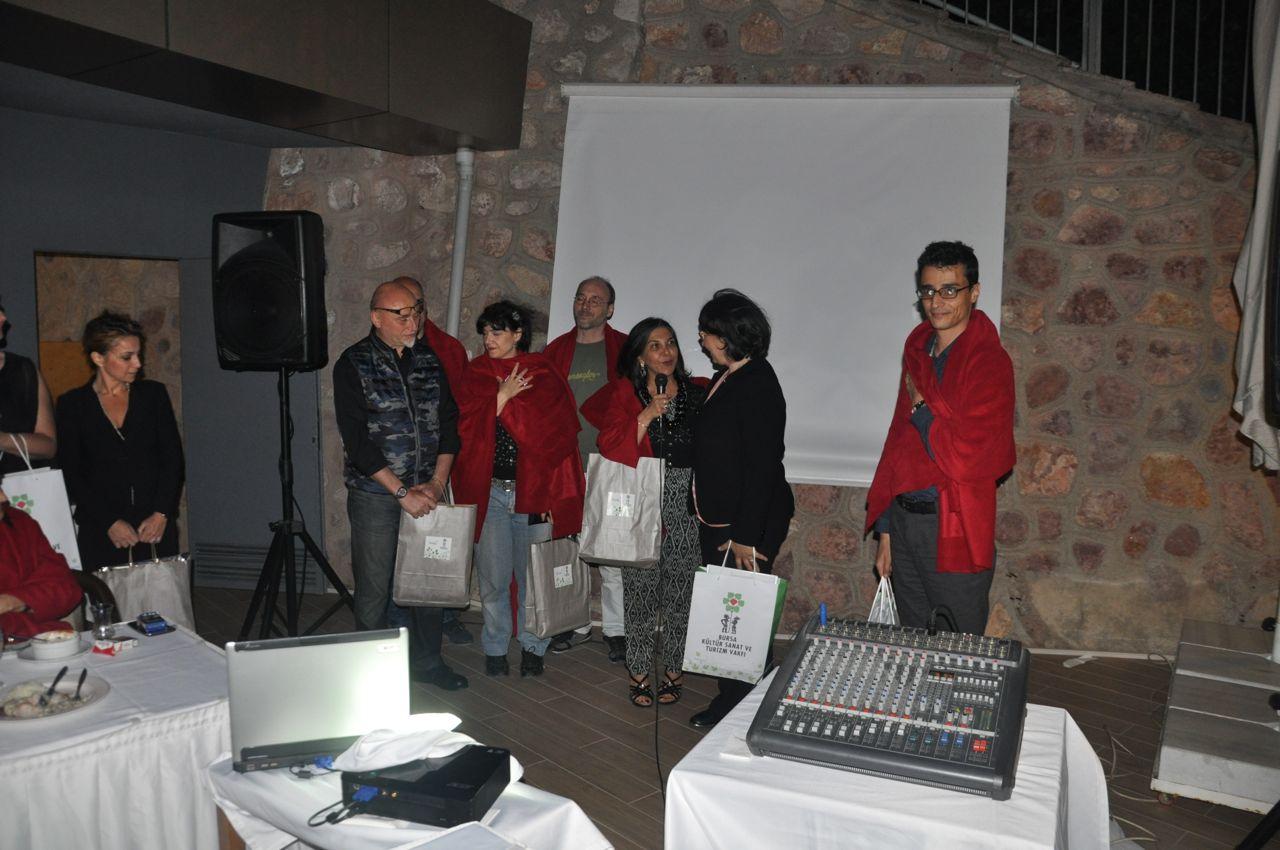 Ferdan Yusufi Bursa 2015 Sintesi  Neoartgallery 64