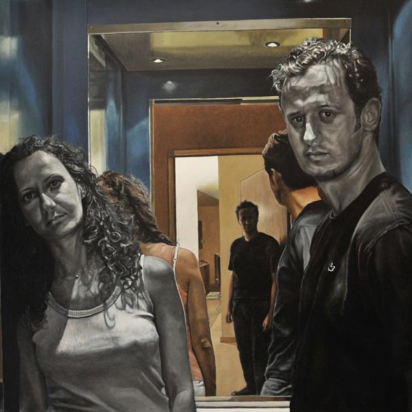 dietro-di-te-2009olio-su-tela-120×120